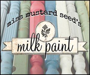 Miss Mustard Seed's Milk Paint at AttaGirlSays.com