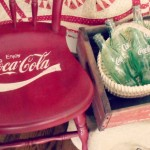 coke chair closeup