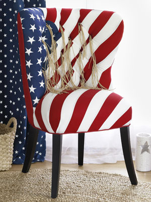 Patriotic Furniture