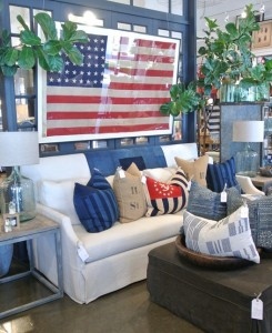 americana-pillows-and-flag