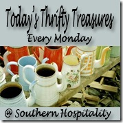 Southern Hospitality Thrift Treasures Link Party
