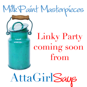 milk paint linky party