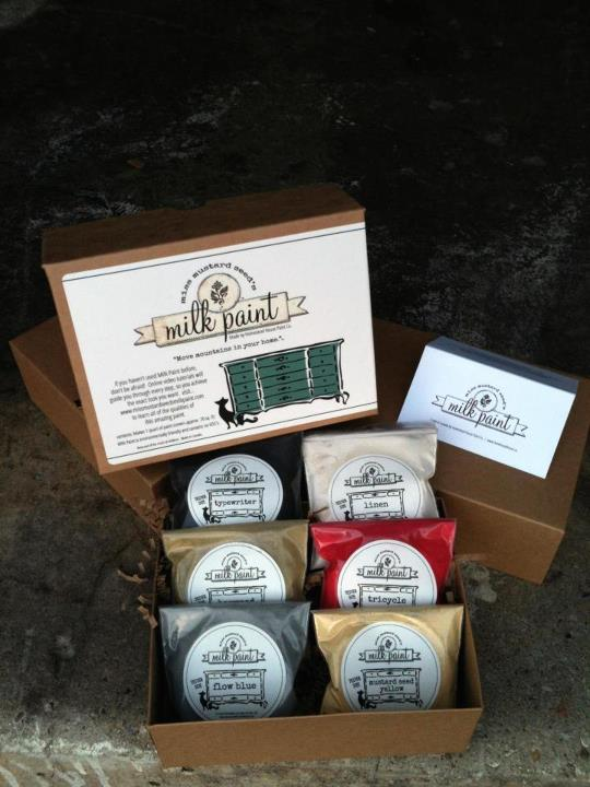 Miss Mustard Seed's Milk Paint Sample Kit