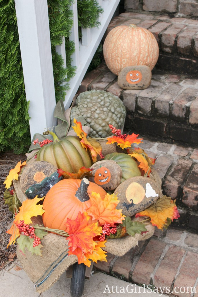what to do with pumpkins after Halloween by AttaGirlSays.com