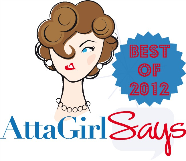 AttaGirlSays.com Best Projects of 2012