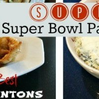 FEATURED Super Super Bowl Party Food Recipes