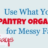 use what you have pantry organization FEATURED