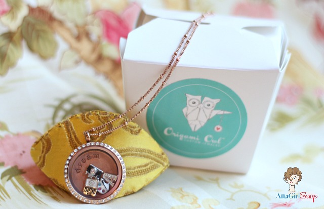 Origami Owl Bloggers Dream Necklace