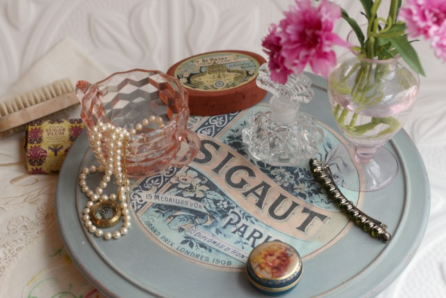 Photo Transfer Lazy Susan