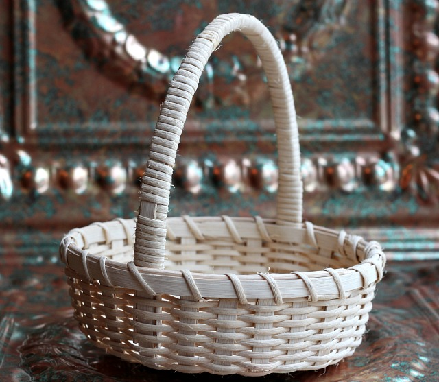 Handmade vegetable basket from AttaGirlSays.com