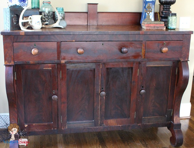 old sideboards for sale estate find antique empire sideboard atta says 3652