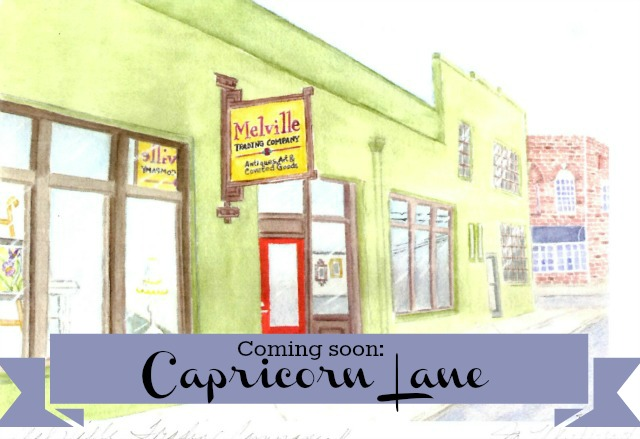Coming Soon Capricorn Lane