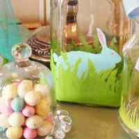 Live Easter Crafting Demo: Transform Jars with Paint and Stencils