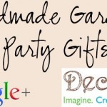 handmade gardenparty gifts