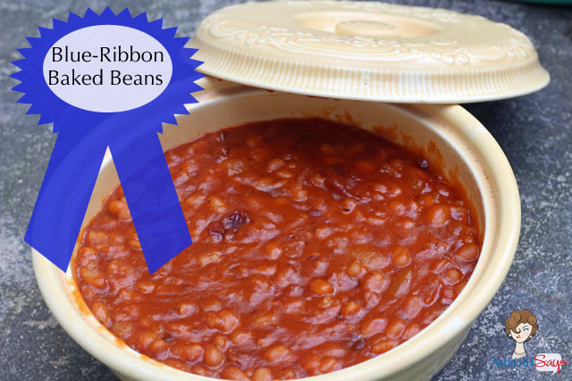 Atta Girl Says: Blue Ribbon Baked Beans Recipe
