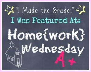 Homework Wednesday Featured Button
