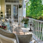 spring porch makeover by Housepitality Designs