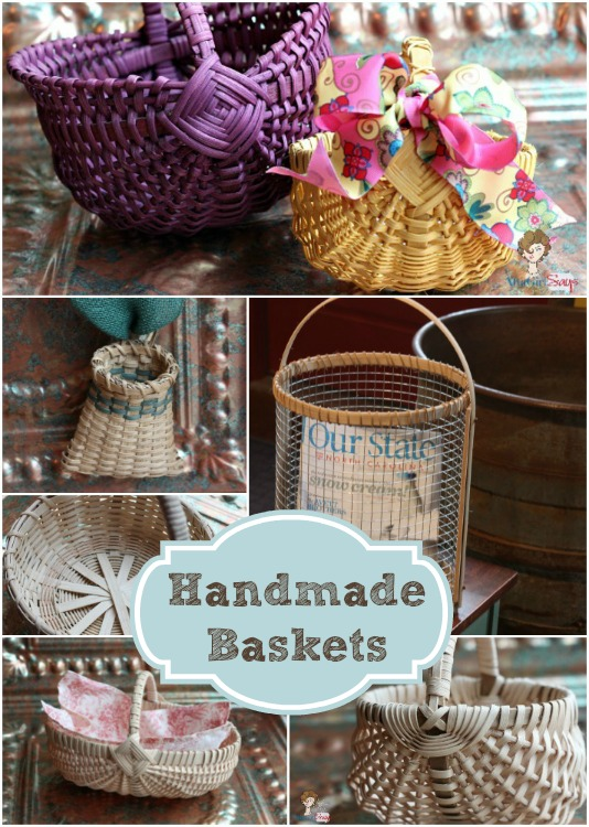 Handmade Baskets from Atta Girl Says