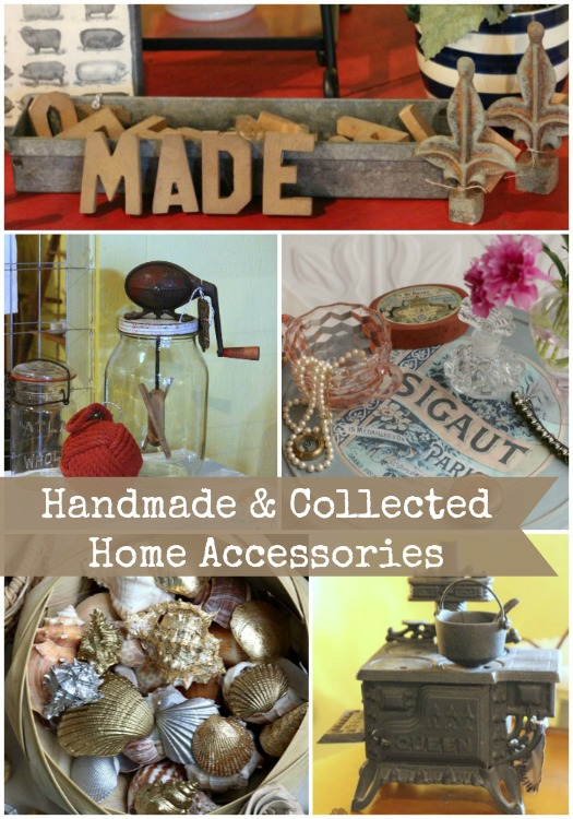 Handmade & Vintage Home Accessories