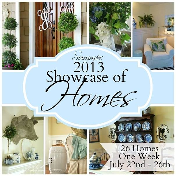 Atta Girl Says: Summer Showcase of Homes