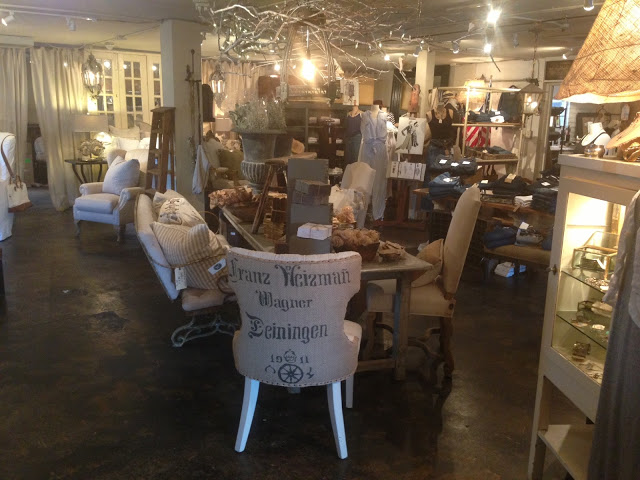 Arm Chair Shopping & Home Tours from Little Brags