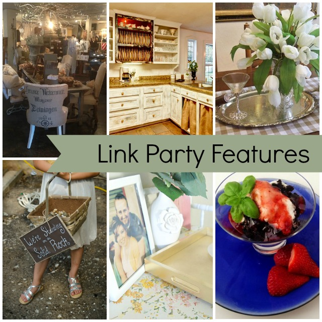 Home{work} Wednesday #12 Link Party Features