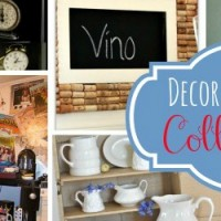 Atta Girl Says: Tips for Decorating with Collections