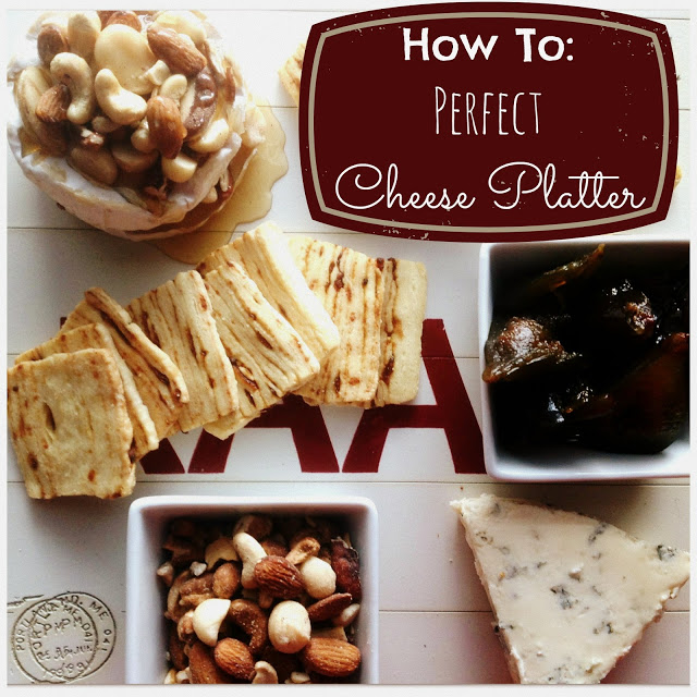 How to Make a Perfect Cheese Platter by Couches and Cupcakes