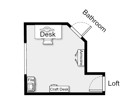 Beautiful Home Office Floor Plan Pictures Best image 3D home
