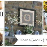Home{Work} Wednesday #17 Link Party Top 3