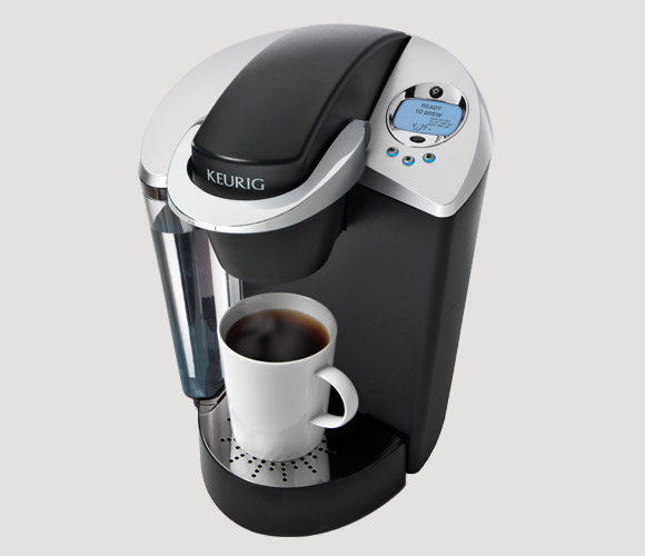 Atta Girl Says: Win a Keurig Brewer
