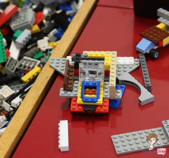 Lego Birthday Party Bricks 4 Kids