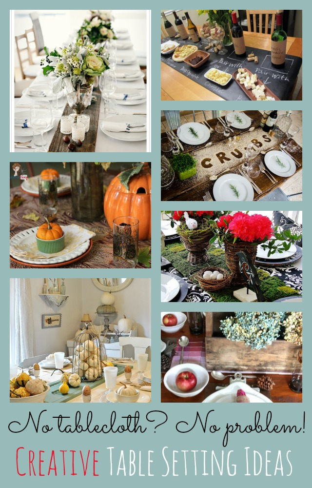 Unique And Creative Table Settings Atta Girl Says
