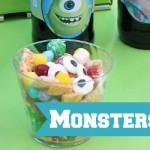 Monsters University Root Beer & Pizza Party #shop #scareedu