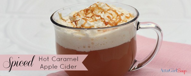 Starbucks Spiced Caramel Apple Cider Recipe