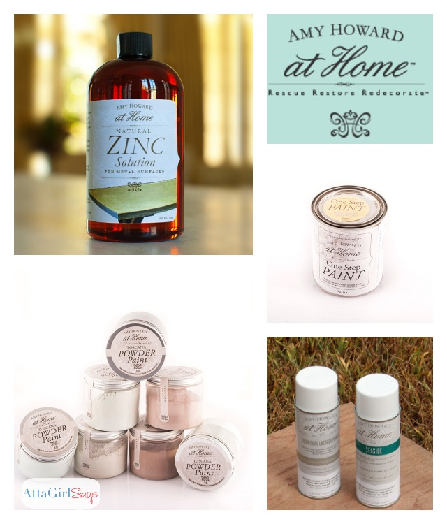 Amy Howard at Home Products