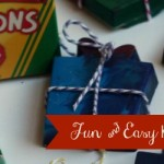 Holiday Crafts for Kids with Crayola