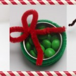 Fun Craft for Christmas with Gingerbead M&Ms #MMHoliday #shop