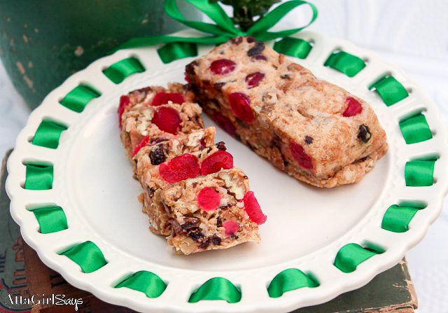 This no-bake icebox fruit cake recipe will change your mind about Christmas's most maligned dessert. You'll love this fruity and nutty version made with graham crackers and marshmallows.