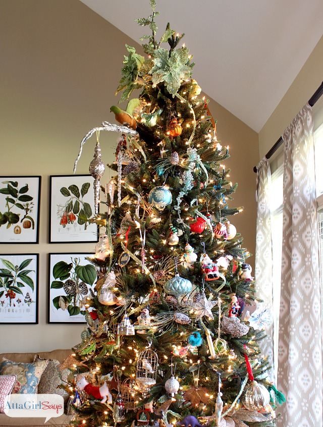 2013 christmas house tour hundreds of holiday decorating ideas atta