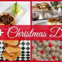 30+ Delicious Christmas Dessert Recipes