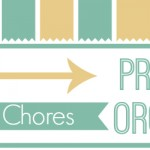 Free Printable Weekly Chores Chart: Use this handy checklist to complete all your household chores
