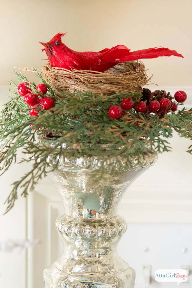 Winter Is For The Birds Wishful Foyer Decorating Atta