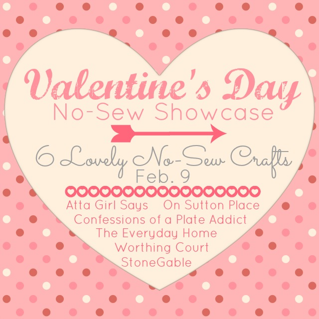Six No-Sew Valentine's Day Craft Projects