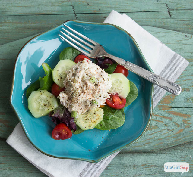 Easy Chicken Salad Recipe: Just 3 Ingredients