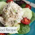 Easy Chicken Salad Recipe: A Great Southern Dish using just 3 ingredients