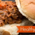 Healthy Vegetable Beef Sloppy Joes Recipe