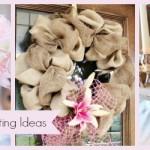 Hundreds of Spring Home Decorating Ideas