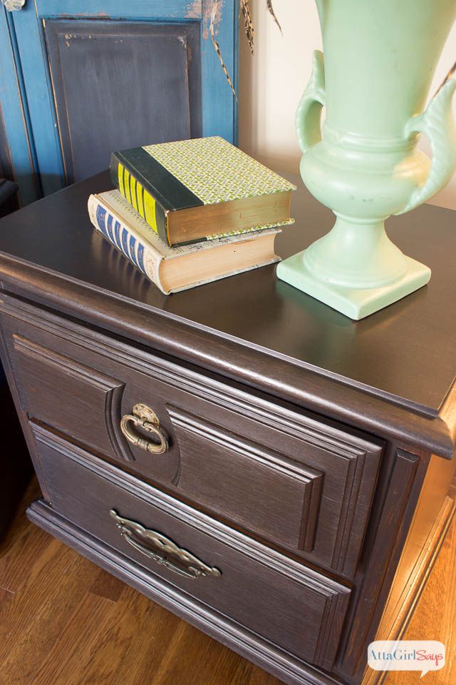 Ordinaire How To Paint Furniture With Martha Stewart Metallic Glaze
