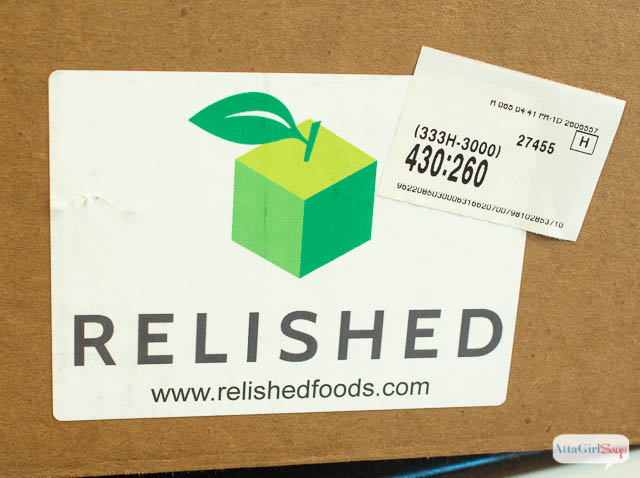 Dinner Simplified with Relished Foods Meal Delivery